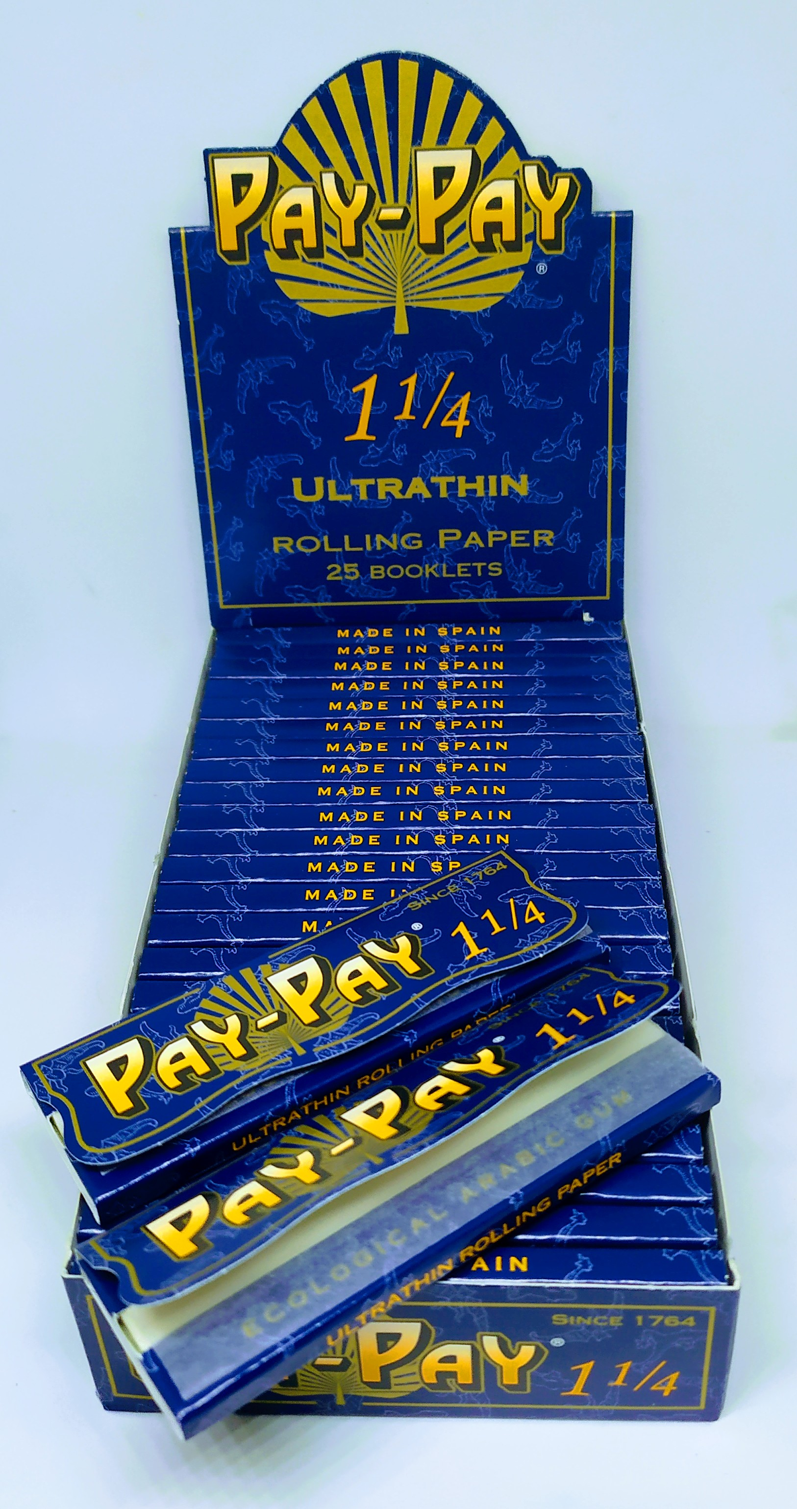 PAY-PAY 1 1/4 X 25 UNIDADES