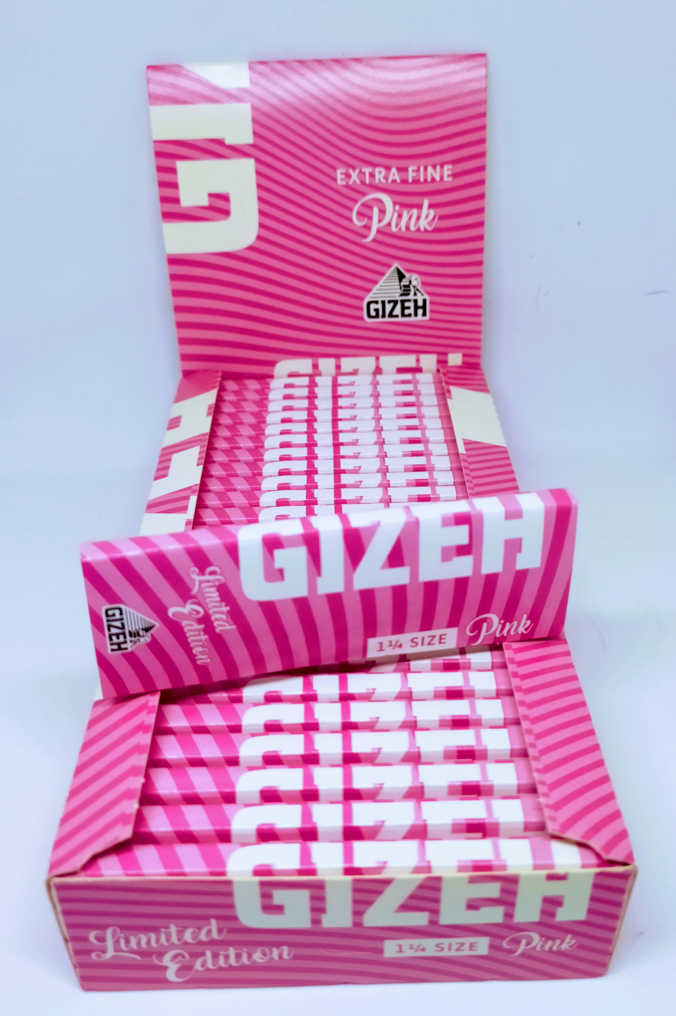 PAPEL GIZEH EXTRA FINO PINK 1 1/4
